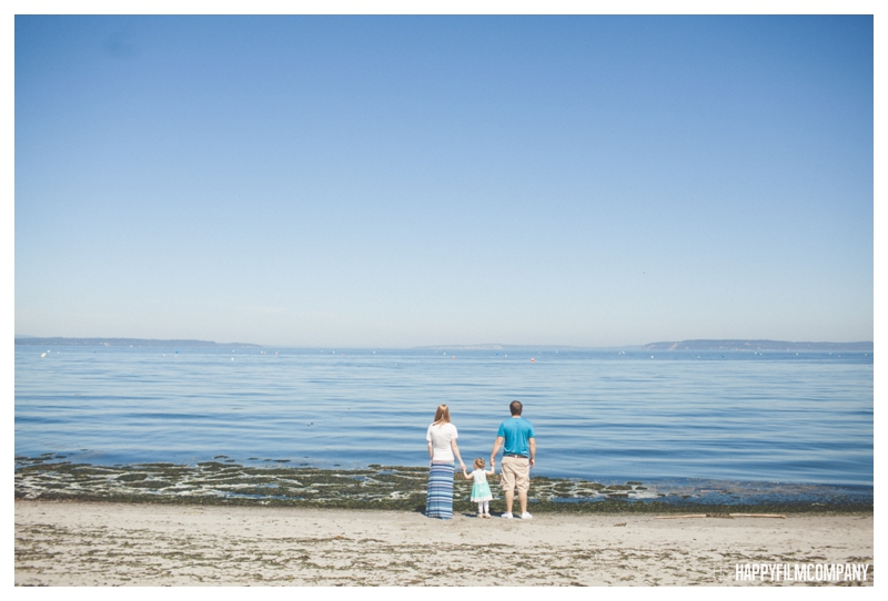 Seattle Family Photography - Edmonds Beach Photos - the Happy Film Company