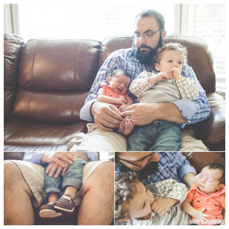 Seattle Newborn Photos - the Happy Film Company