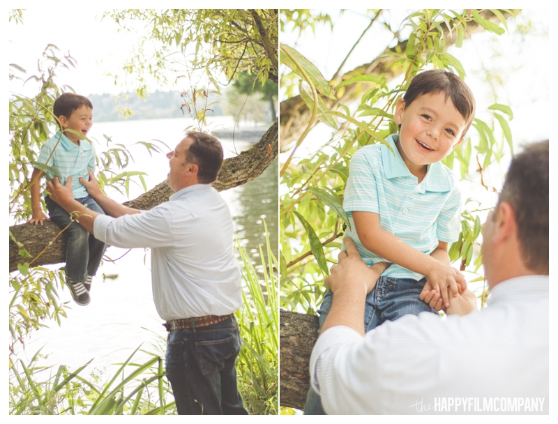Seattle Family Portraits - the Happy Film Company