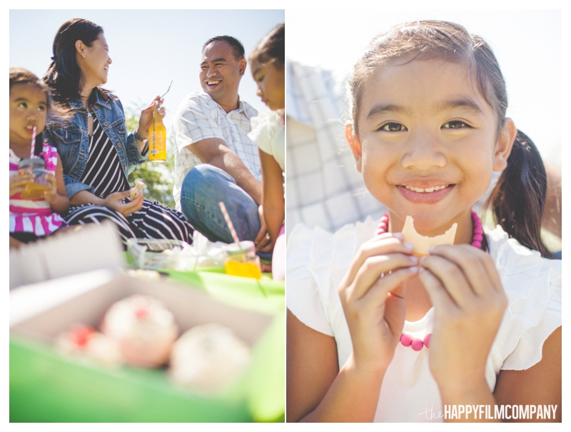 Seattle Family Photos - Picnic at the Beach - the Happy Film Company