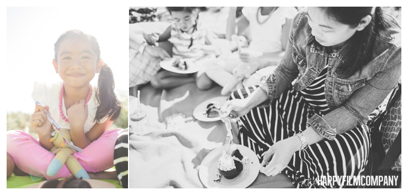 Seattle Family Photos - Birthday Picnic - the Happy Film Company