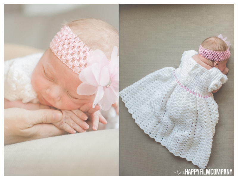 Newborn Baby Photos Seattle - the Happy Film Company