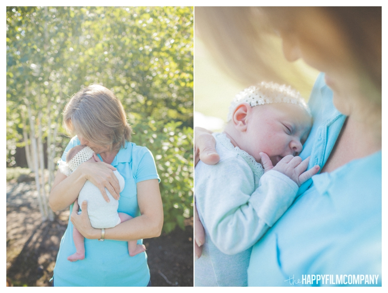 Seattle Newborn Photos - the Happy Film Company