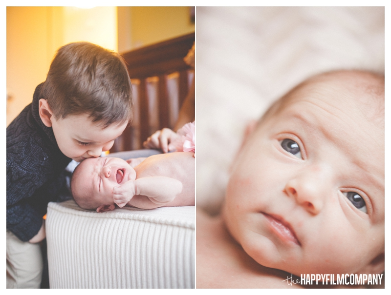 the Happy Film Company - Christmas Newborn Photos