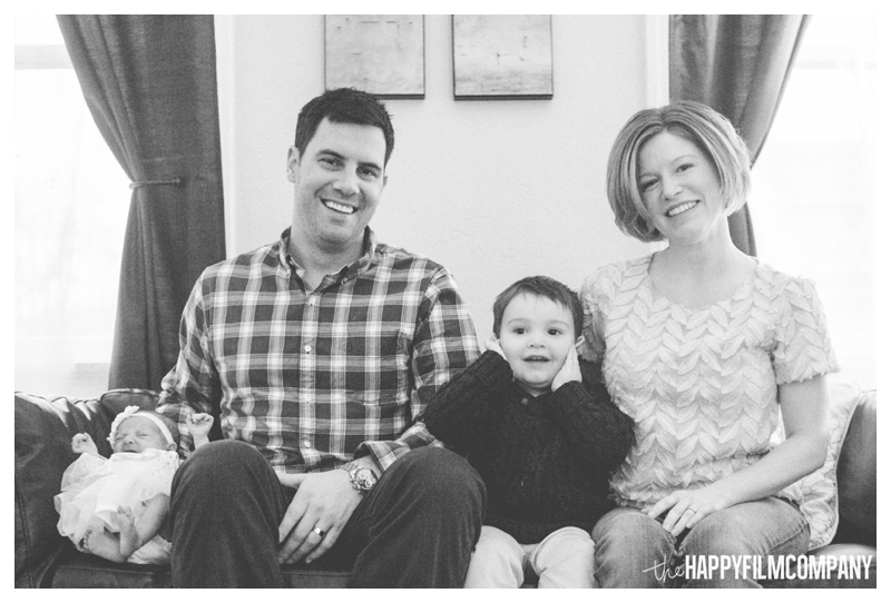 the Happy Film Company - Family Newborn Photos
