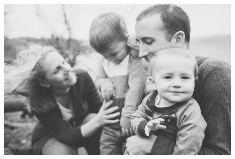 Seattle Family Photos - the Happy Film Company