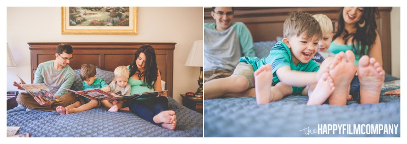 Seattle Family Portraits — the Happy Film Company - Maternity Photos