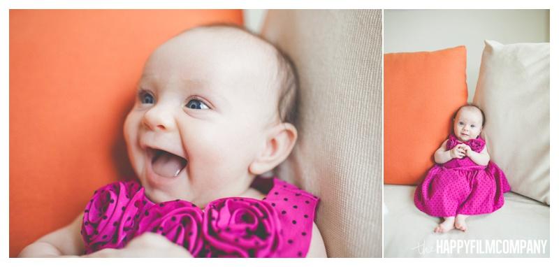 happy baby photography seattle - the happy film company