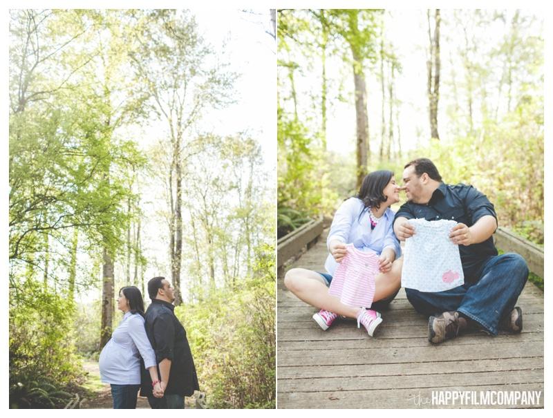 beautiful maternity photos - the Happy Film COmpany - Seattle maternity photos