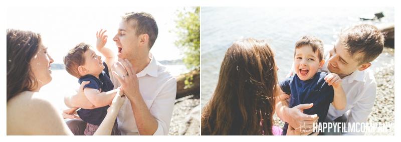 playful family photos - the Happy Film Company - Mercer Island Family Photos