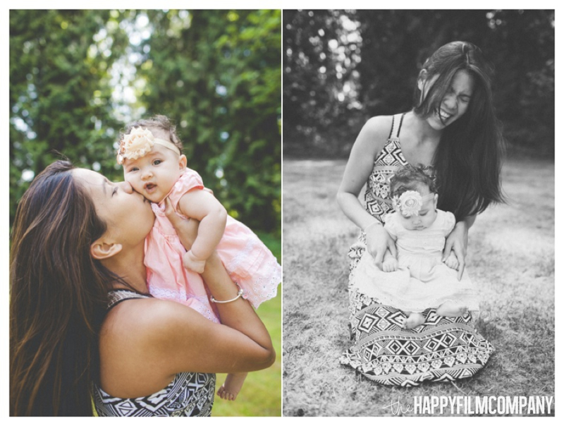 mothers day portraits - Seattle Newborn Photos -  the Happy Film Company - Seattle Family Photography