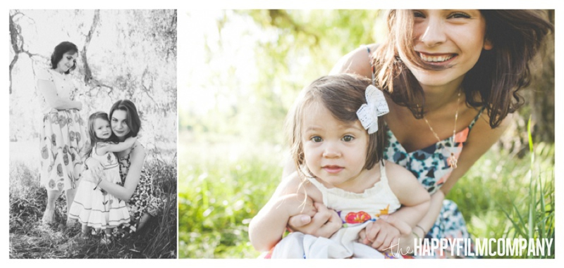 mother daughter photography  - the Happy Film Company - Seattle Family Photography