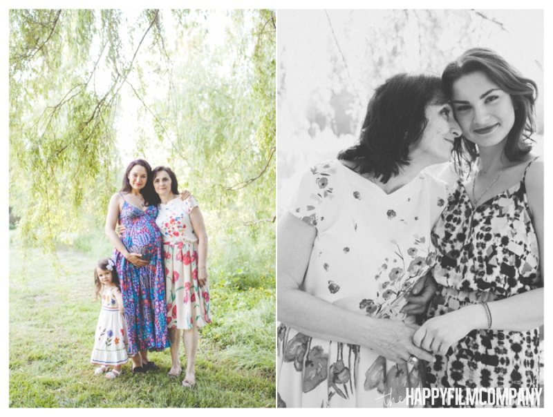 maternity photos  - the Happy Film Company - Seattle Family Photography