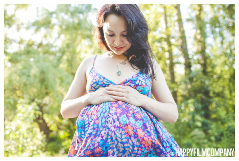 pregnancy photos - the Happy Film Company - Seattle Family Photography