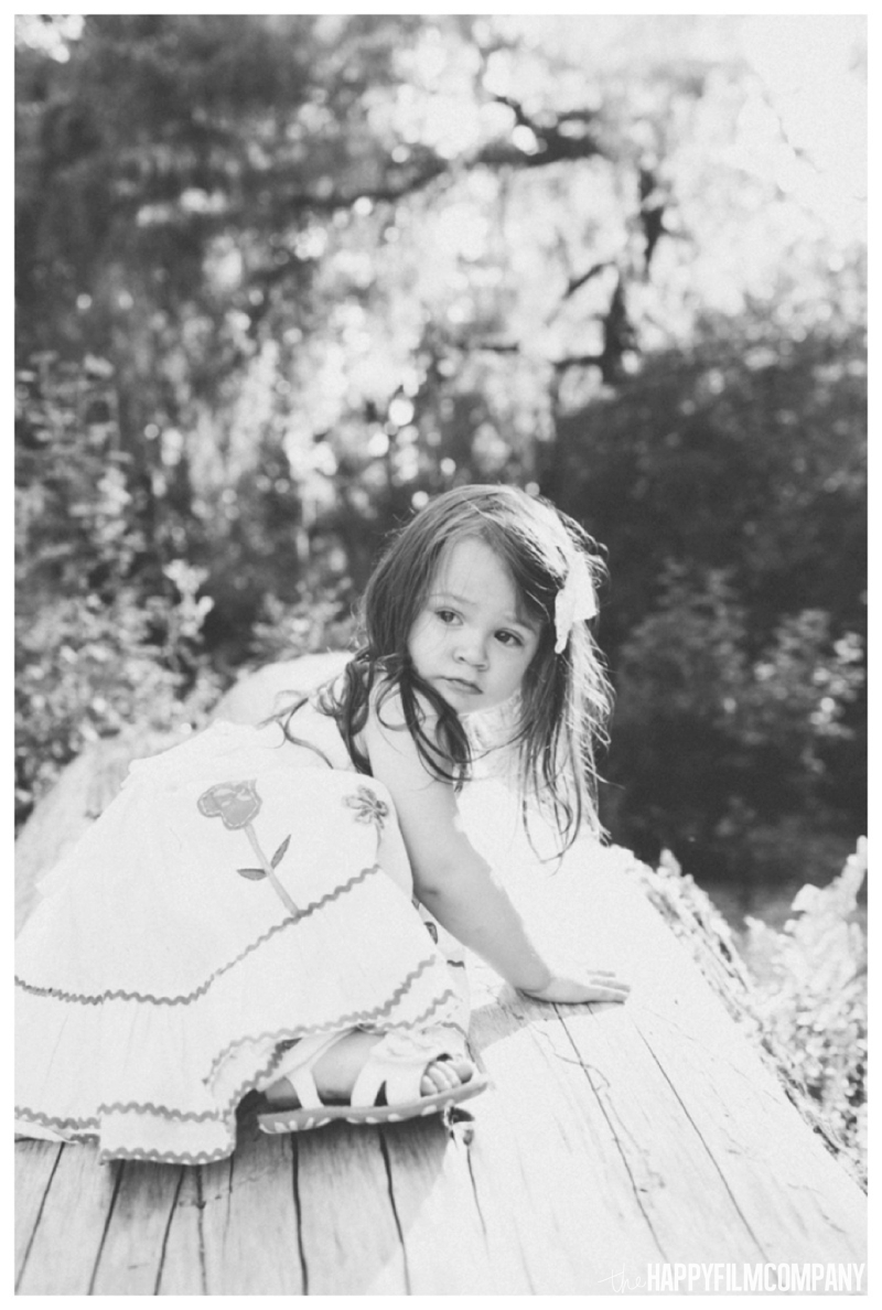 black and white kids photos  - the Happy Film Company - Seattle Family Photography