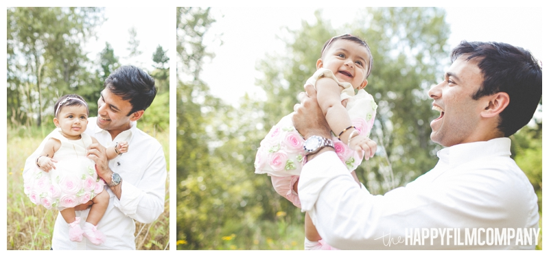 father daughter photos  - the Happy Film Company - Seattle Family Photography