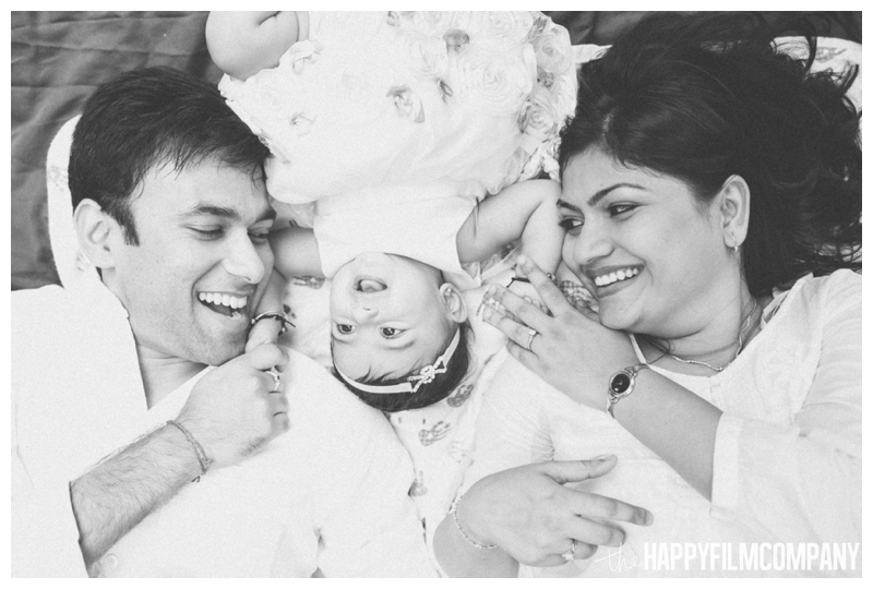 family laughing photos - the Happy Film Company - Seattle Family Photography