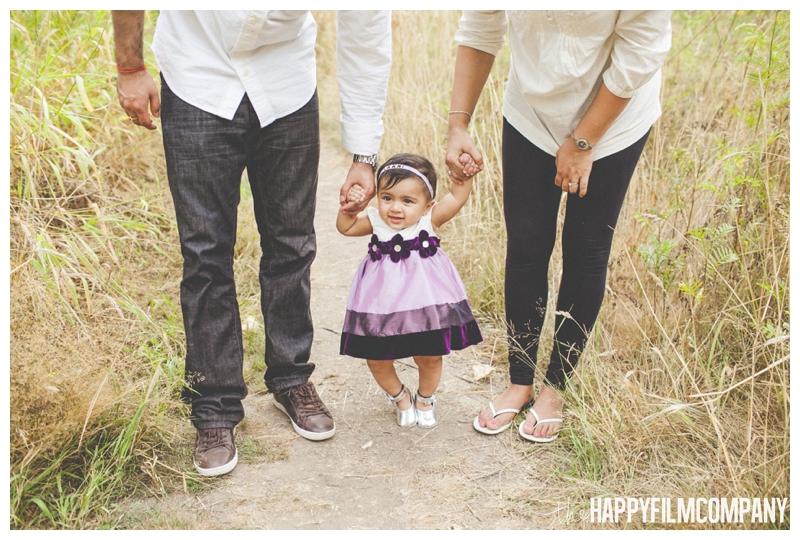 family photos of feet  - the Happy Film Company - Seattle Family Photography