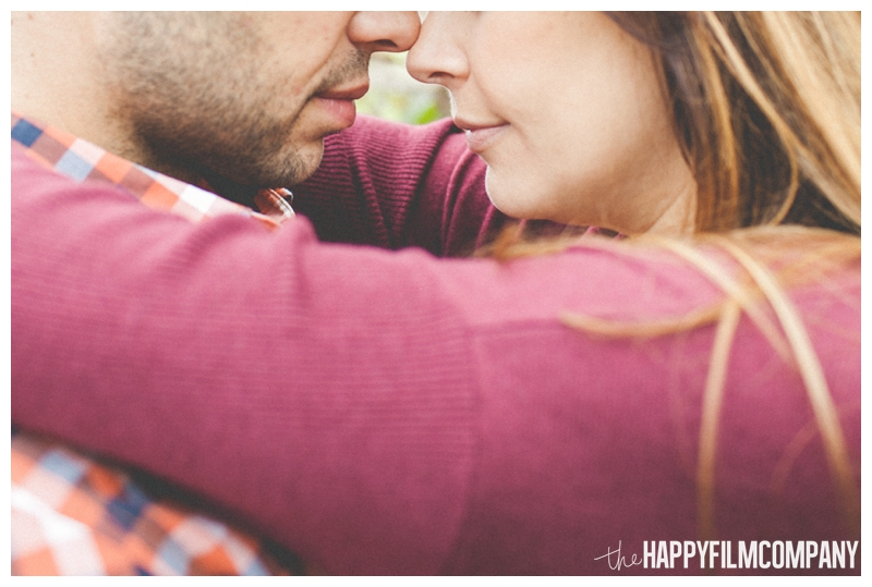 romantic couples photos  - the Happy Film Company - Seattle Family Holiday Photos