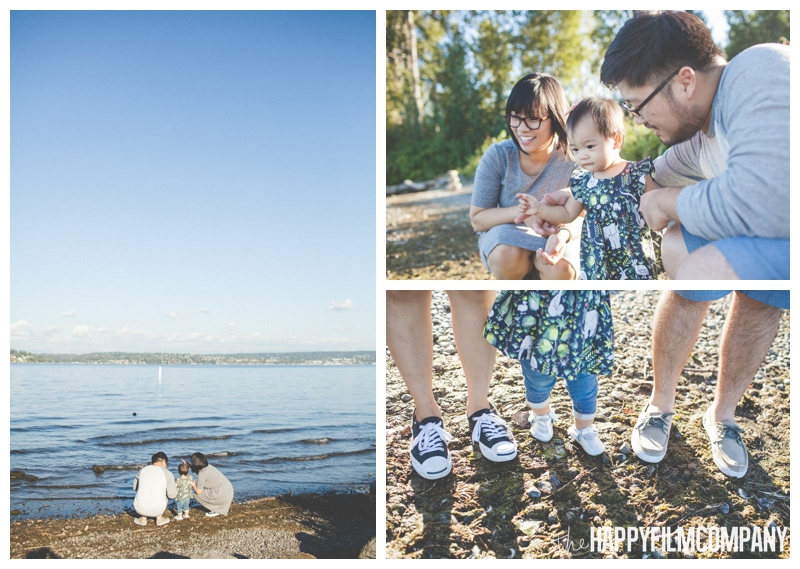 pictures of feet on the beach  - Seattle Family Videography - Sandpoint Family Photography - the Happy Film Company