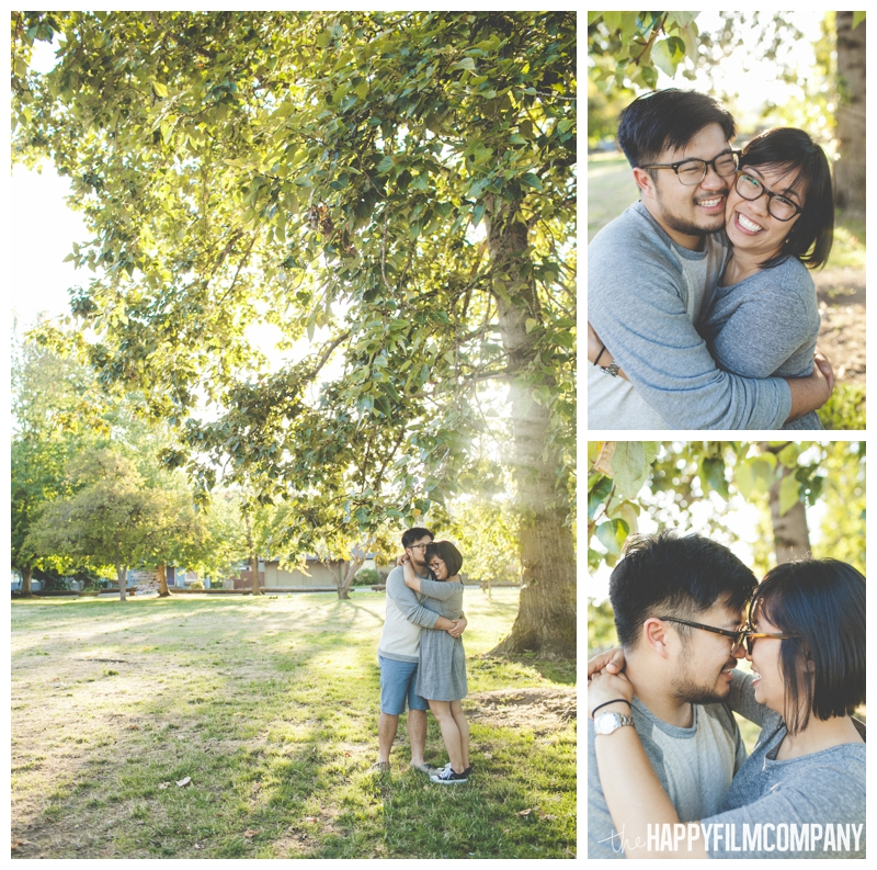 cute couples portraits - engagement photography -  - Seattle Family Videography - Sandpoint Family Photography - the Happy Film Company