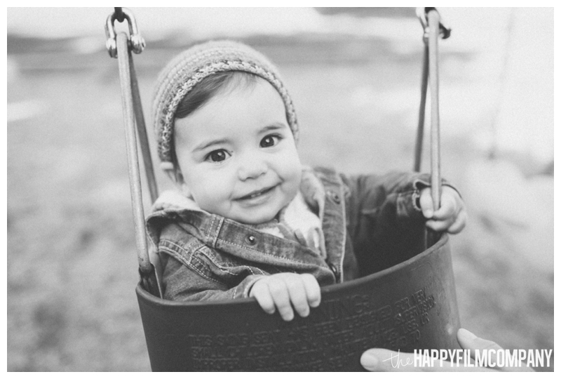 black and white kids portraits  - the Happy Film Company - West Seattle Family Photography