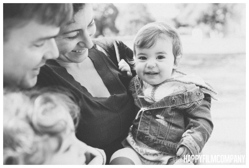 happy family photography black and white  - the Happy Film Company - West Seattle Family Photography