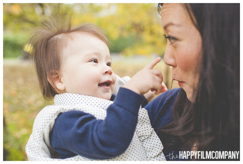 mother daughter portrait  - the Happy Film COmpany - Greenlake Park Seattle Family HOliday Photos