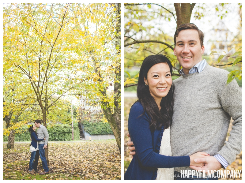 couples portraits for parents  - the Happy Film COmpany - Greenlake Park Seattle Family HOliday Photos