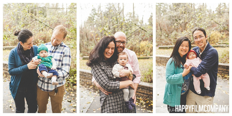 happy family portraits with babies newborn - the Happy Film Company - Seattle PEPS Group Family Portraits