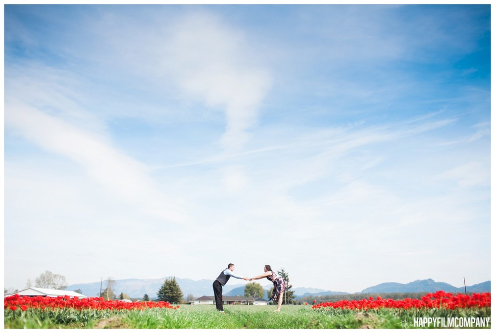 Engagement session - the Happy Film Company - Seattle Family Photography