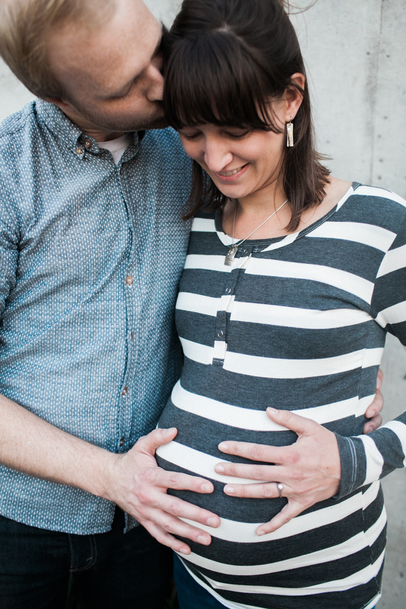 Seattle Maternity Photo - the Happy Film Company - Seattle Family Photography