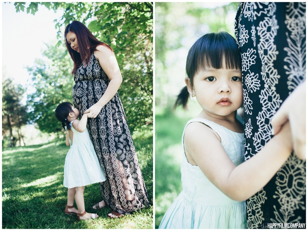 Mother and daughter photo - the Happy Film Company - Seattle Family  Photography