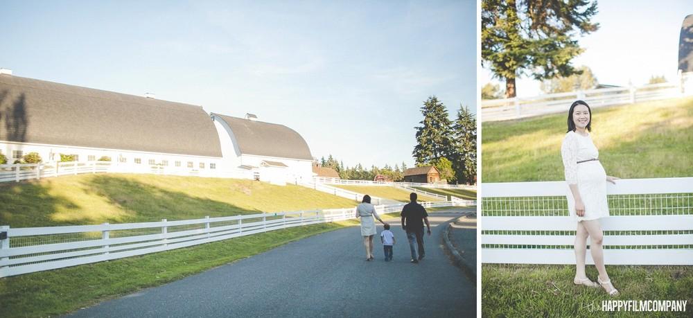 Kelsey Creek Farm Family Photos - the Happy Film Company - Seattle Family Photos