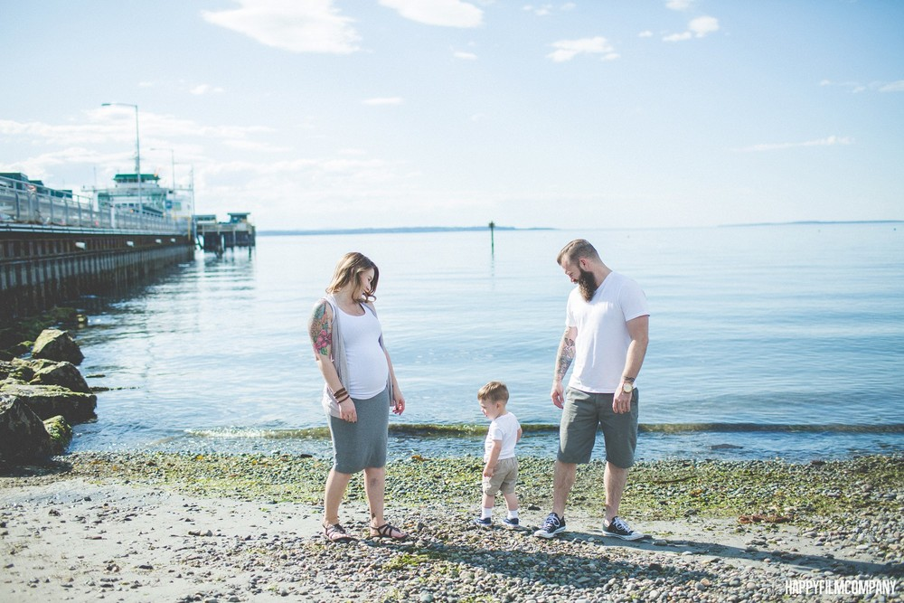 Seattle Family- Photography Sesssion - the Happy Film Company - Seattle Family Photos
