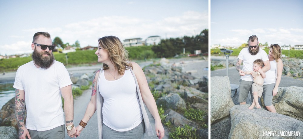 Maternity Photos - the Happy Film Company - Seattle Family Photos
