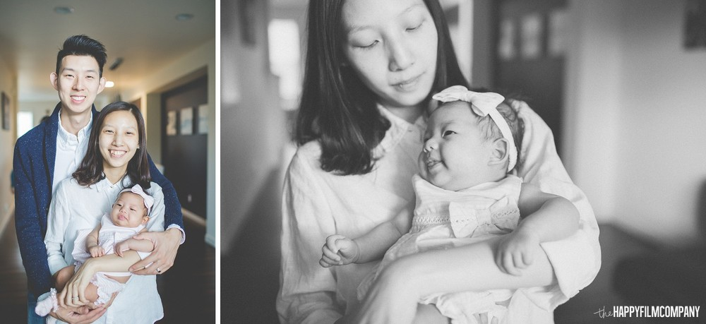 Newborn Photography - the Happy Film Company - Seattle Family Photos