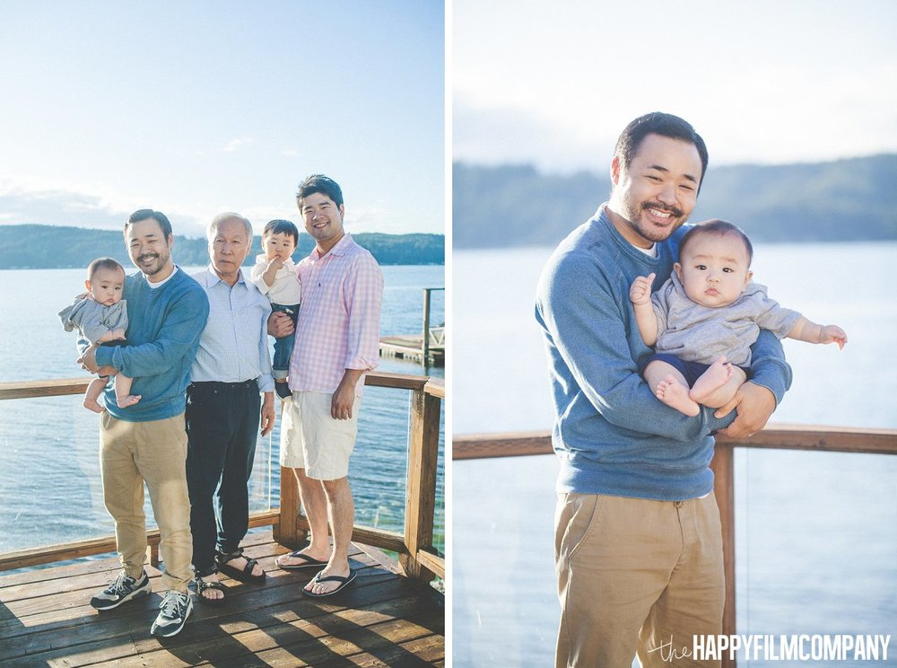 Hood CCanal Family Photography Session - the Happy Film Company - Seattle Family Photos