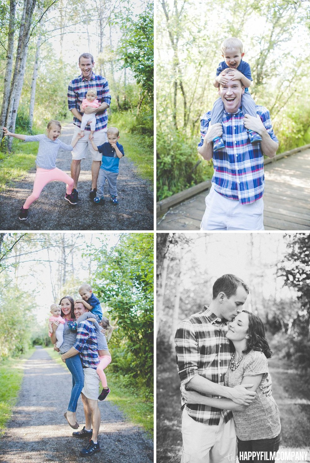 Seattle Father's Day mini shoot at Mercer slough nature park- the Happy Film Company - Seattle Family Photos