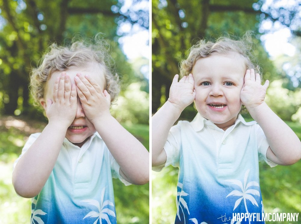 Little boy -  the Happy Film Company - Seattle Family Photos