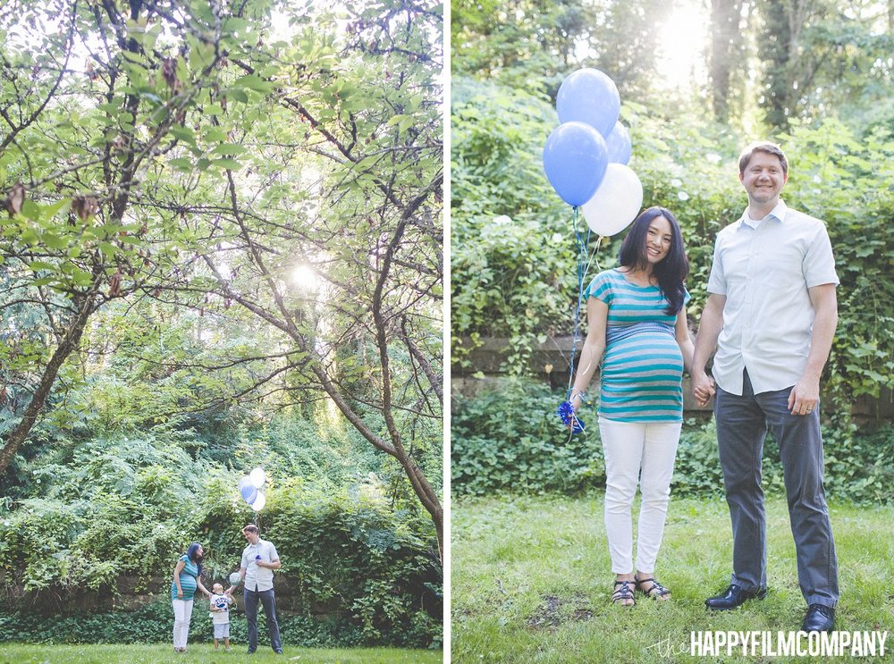 Seattle Maternity Photoshoot - the Happy Film Company - Seattle Family Photos