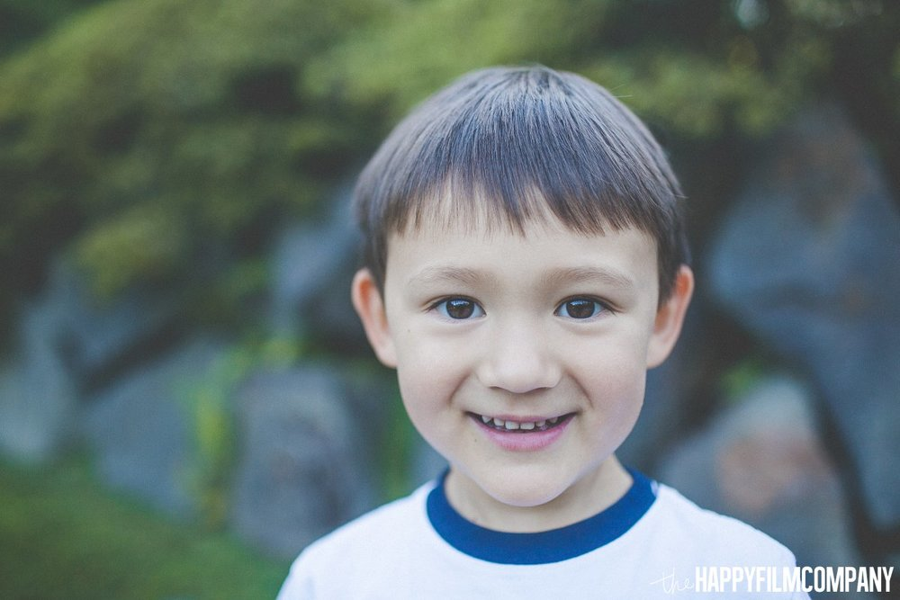 Cute little boy - the Happy Film Company - Seattle Family Photos