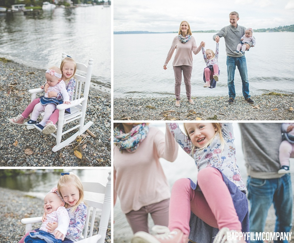 Seattle Family Photos at Denny Park Beach - the Happy Film Company - Seattle Family Photos