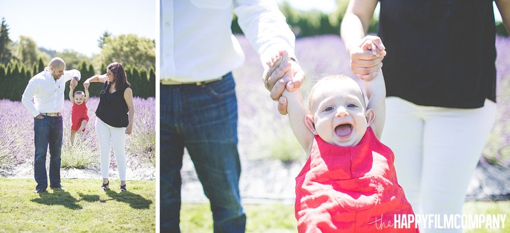 Fun Family Photos - the Happy Film Company - Seattle Mini Family Photo Shoots