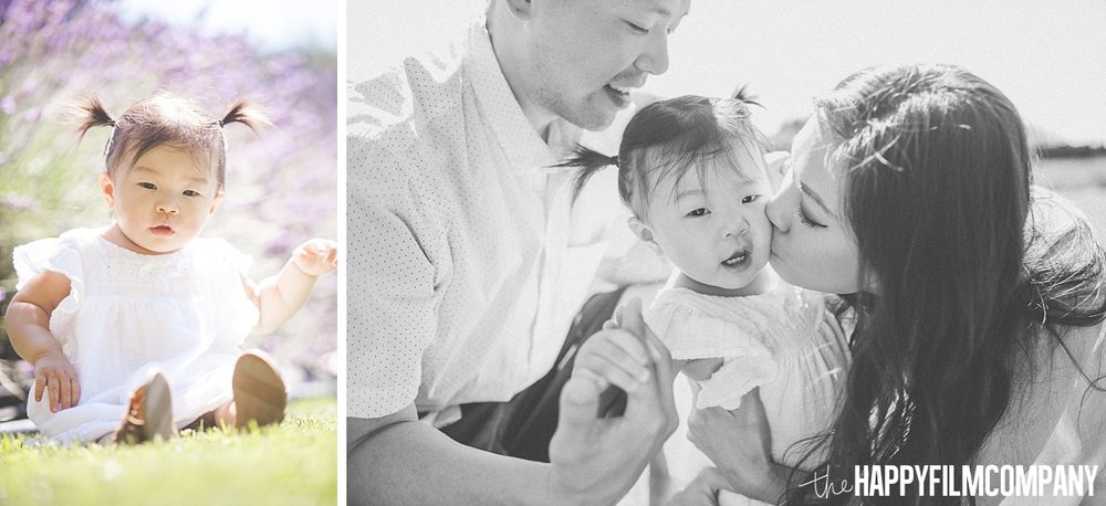 Black and white family photos - the Happy Film Company - Seattle Mini Family Photo Shoots