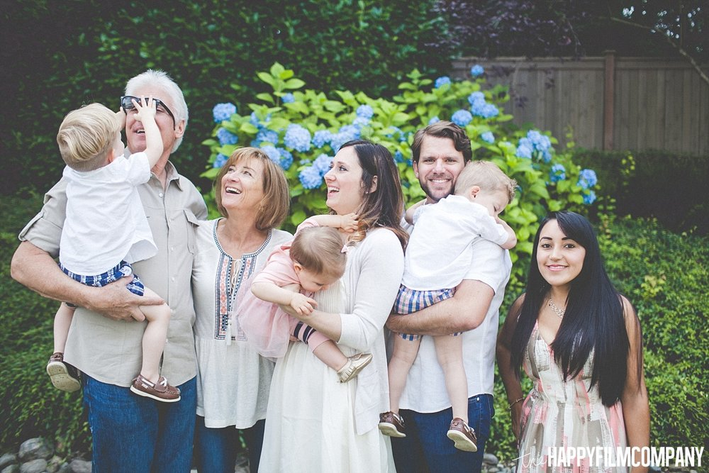 Relax family photos - the Happy Film Company - Seattle Family Photos
