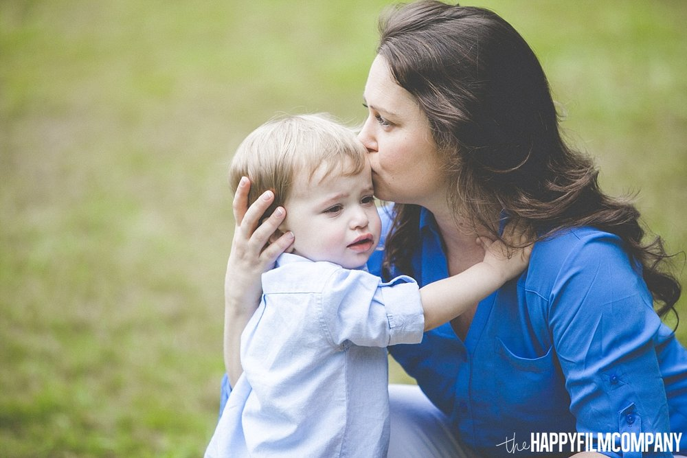Mother and son portrait  - the Happy Film Company - Seattle Family Photos