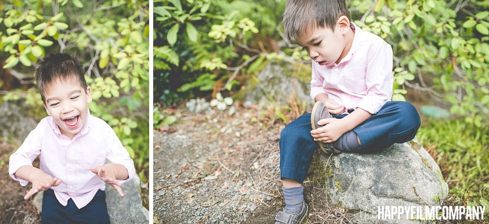 Little boy photos - the Happy Film Company- Seattle Family Photos