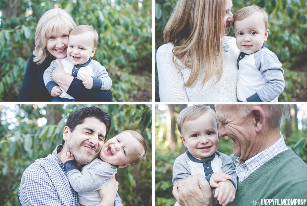 Happy Family Photos - the Happy Film Company  - Seattle Family Photos