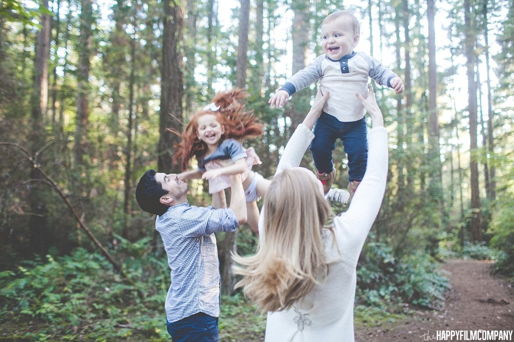 Fun Family Photos - the Happy Film Company  - Seattle Family Photos